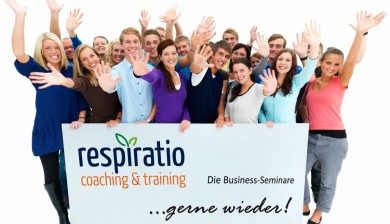 Business-Seminare bei Respiratio Coaching & Training